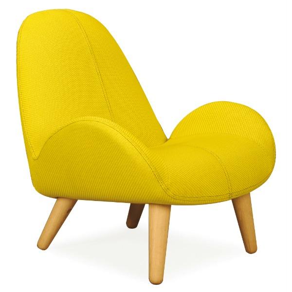 Chambre Jaune Fluo | Mobilier & Décoration