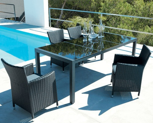 On soigne son ext rieur for Table exterieur maison du monde