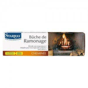 Bûche de ramonage, Starwax