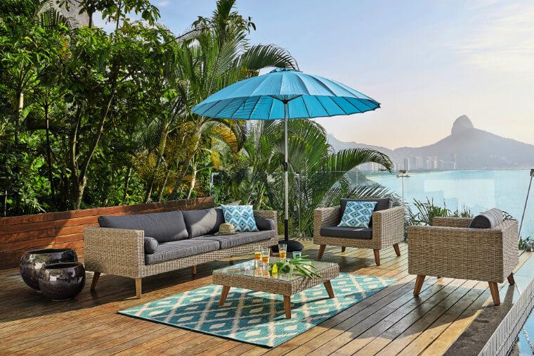 Salon de jardin maison du monde 2016 for Maison du monde salon de jardin