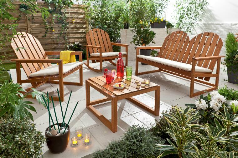 Salon de jardin une nouvelle pi ce vivre for Salon jardin tournai 2016