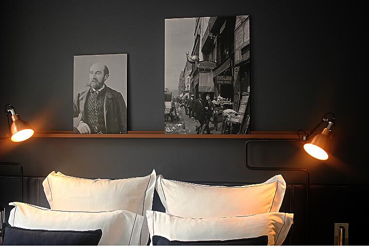 h tel square louvois 4 toiles. Black Bedroom Furniture Sets. Home Design Ideas