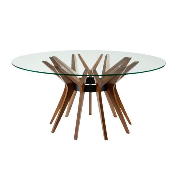 En toute transparence - Table repas roche bobois ...